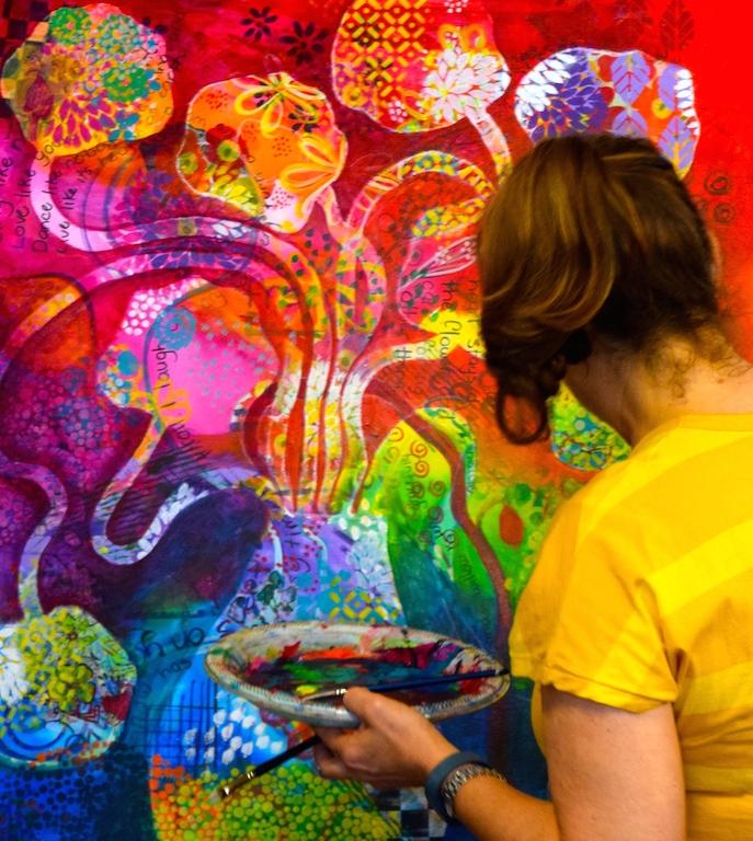 Painting Classes Sunshine Coast